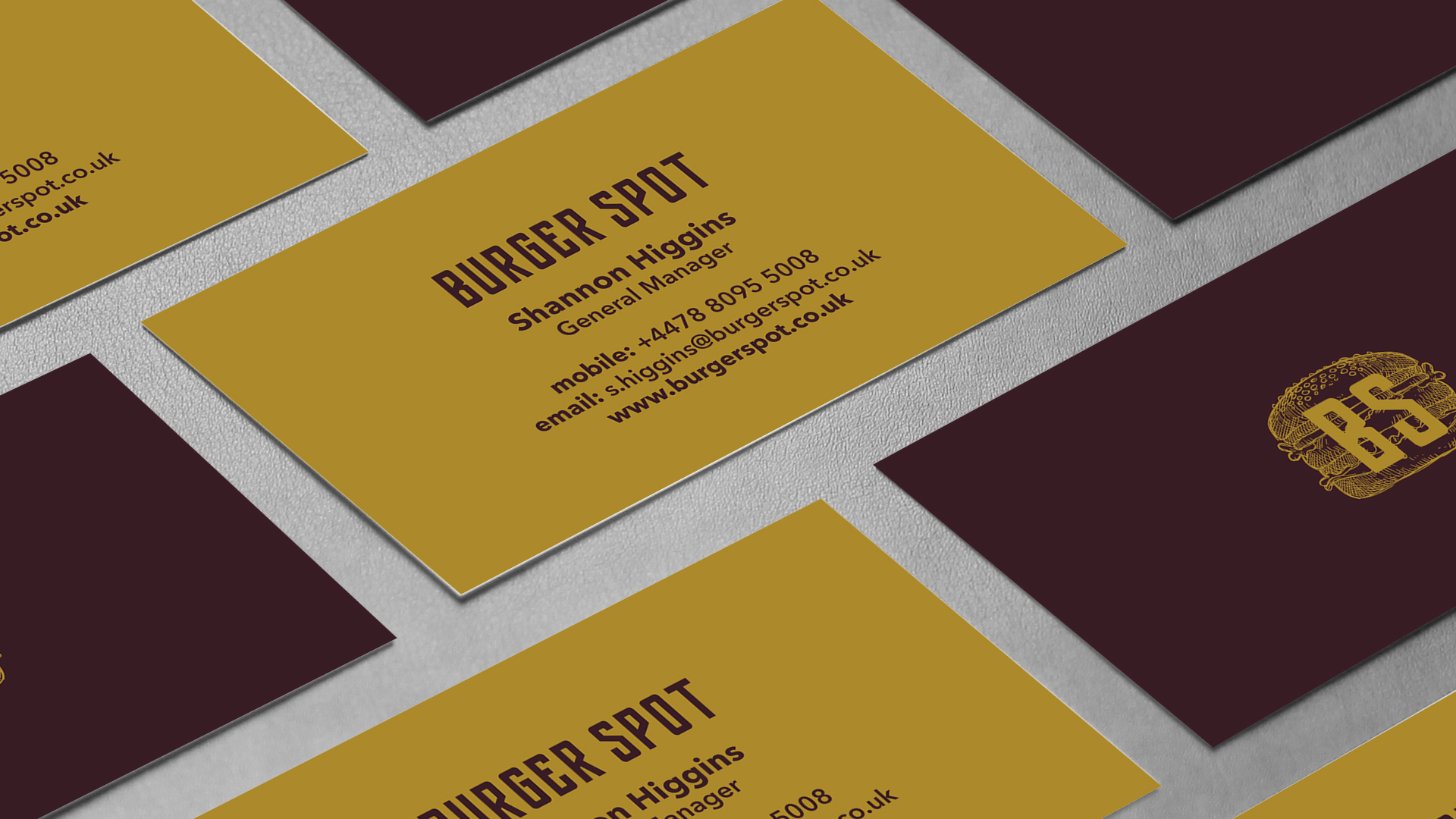 BS-Business Cards